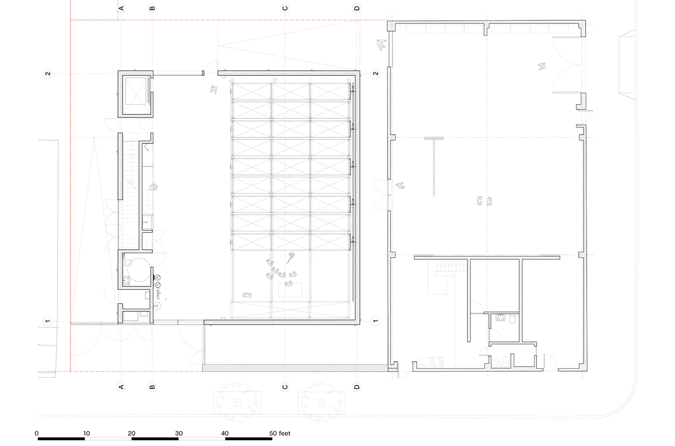 Ground Floor Plan 5
