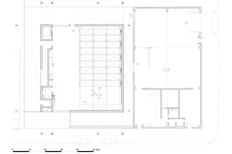 Ground Floor Plan 5