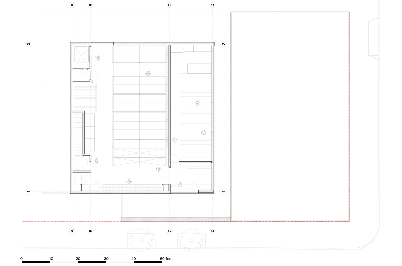 Second Floor Plan 6