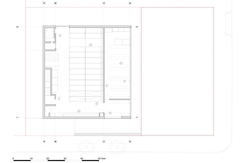 Second Floor Plan 6